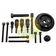 12 Piece Timing Tool Kit - 2.5NA, 2.5TD, 200tdi & 300tdi