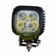 "Durite 4 x 10 watt LED 5"" Flood Beam 3650LM Search / Work Light / Lamp 0-420-73"