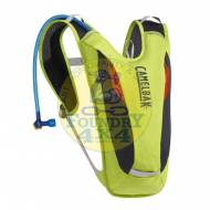 CamelBak Dart Hydration Back Pack Lime Punch / Charcoal