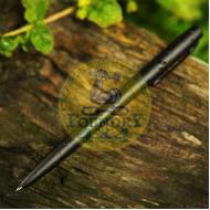 Rite In The Rain Black Metal All Weather Clicker Pen