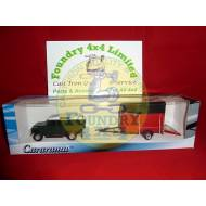 Land Rover and Horsebox Model