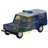 Land Rover Defender 110 Station Wagon RNLI Model Car