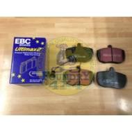Front Brake Pads EBC Ultimax