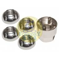 M10 Tamper Proof Nut Set of 4
