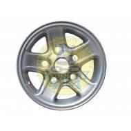 "Boost Alloy Wheel 16""x7 Silver"