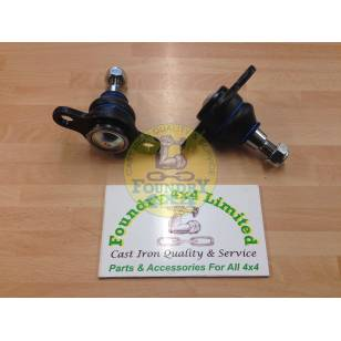 VW Transporter T5 Pair of Front Lower Arm Wisbone Ball Joints