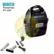 Waeco PowerVac PV100 Wet/Dry Vacuum Cleaner with 12v Rechargeable Battery