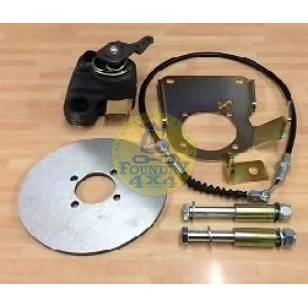 X Brakes for Range Rover P38