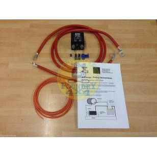 X-Charge Winch Grade Split Charge Kit 2
